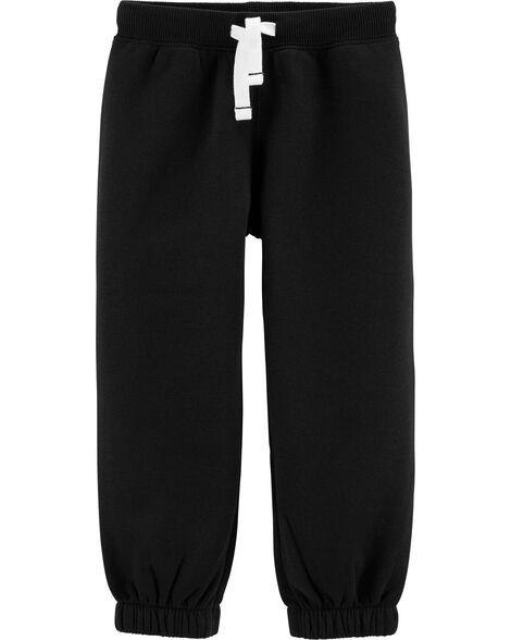 Pantalon de jogging à enfiler doublé de molleton
