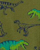 Dinosaur Zip-Up Fleece-Lined, , hi-res