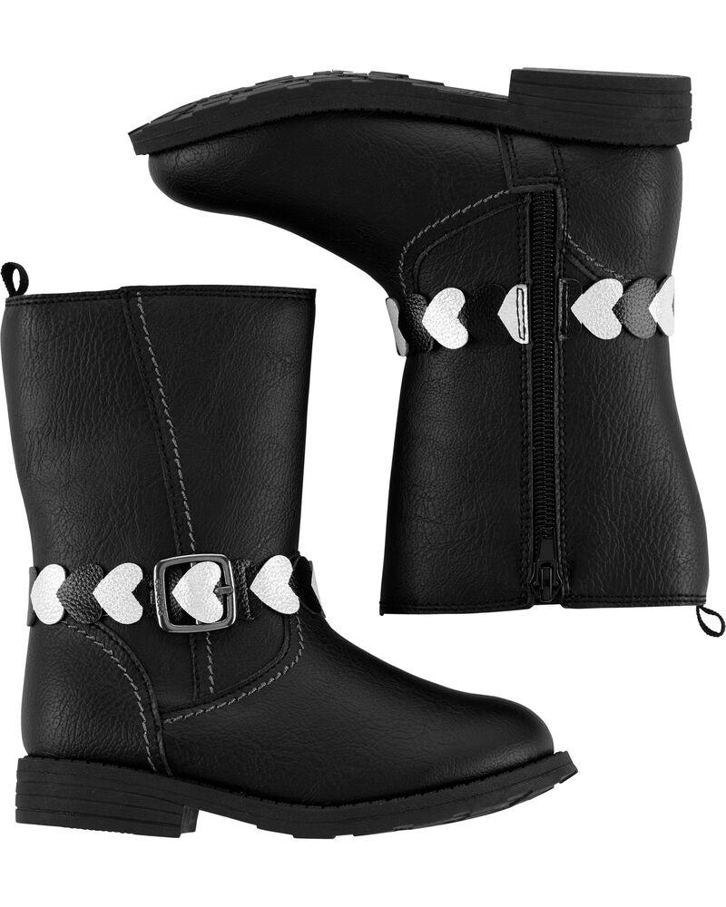 Heart Riding Boots, , hi-res