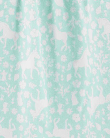 Unicorn Fleece Nightgown