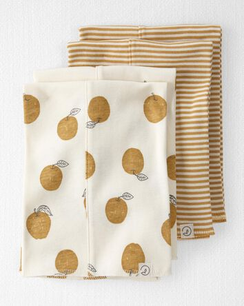 4-Pack Organic Cotton Utility Cloth...