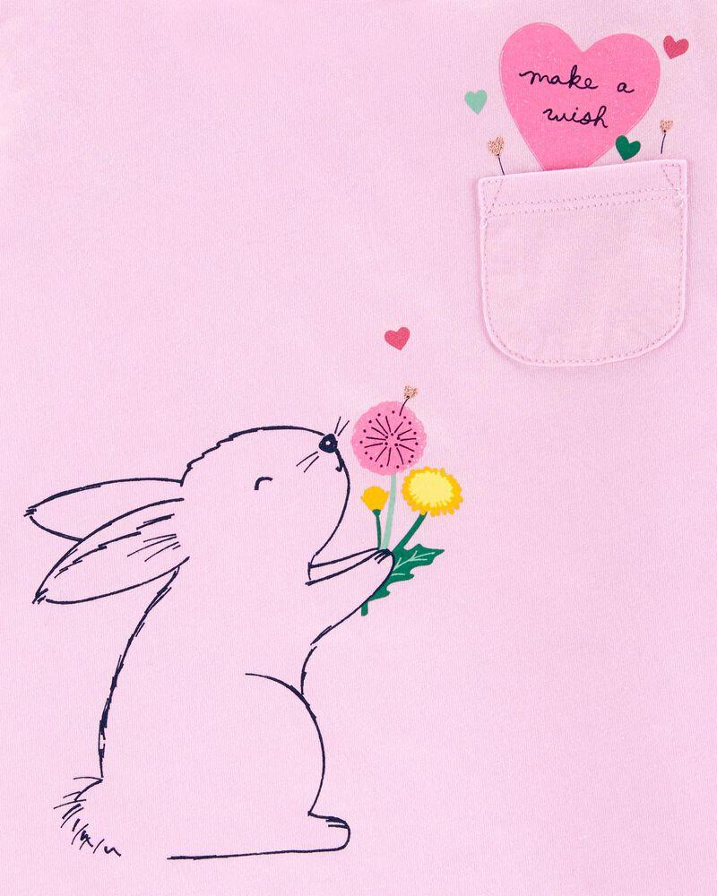 Bunny Jersey Tee, , hi-res