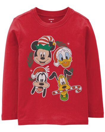 T-shirt Mickey Mouse des Fêtes