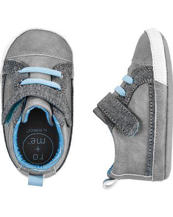 Chaussures souples de style espadri...