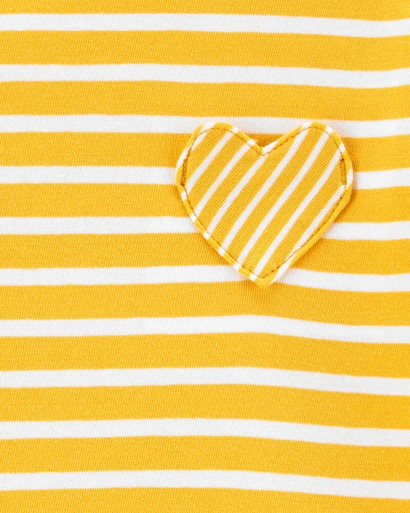 Striped Jersey Top, , hi-res