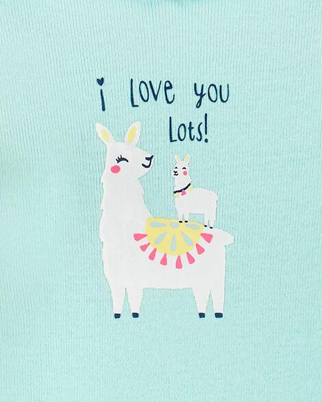 3-Piece Llama Little Character Set