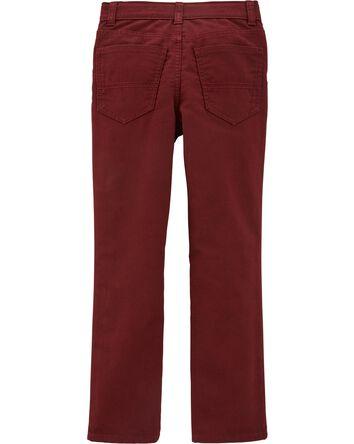 5-Pocket Stretch Pants