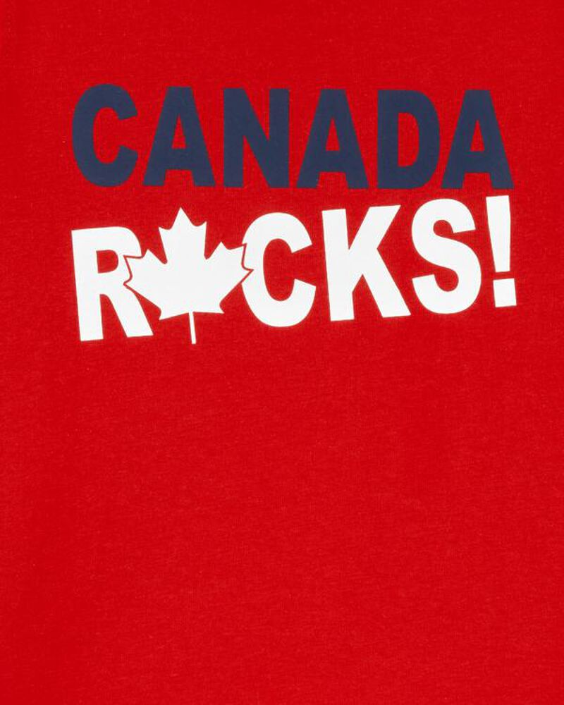 T-shirt Canada Rocks , , hi-res
