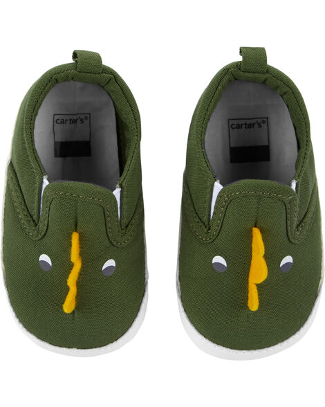 Dinosaur Sneaker Baby Shoes
