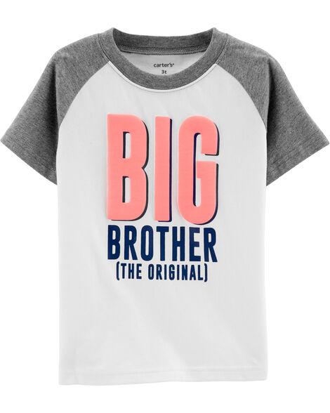 Big Bro Short-Sleeve Raglan Tee