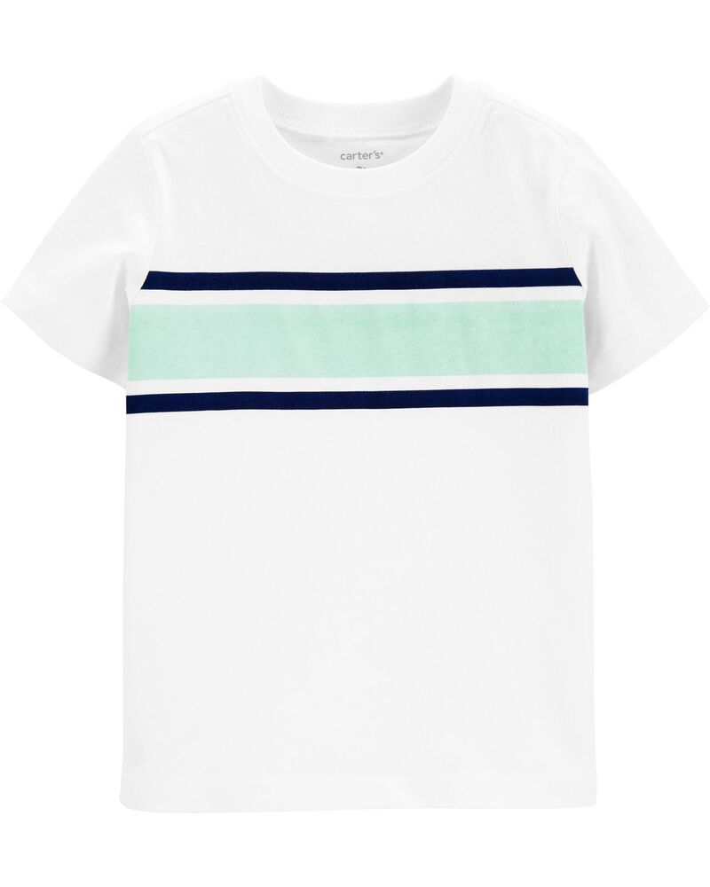 Colourblock Jersey Tee, , hi-res
