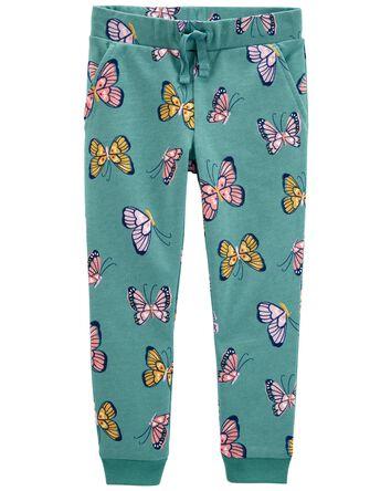 Pantalon de jogging à papillon