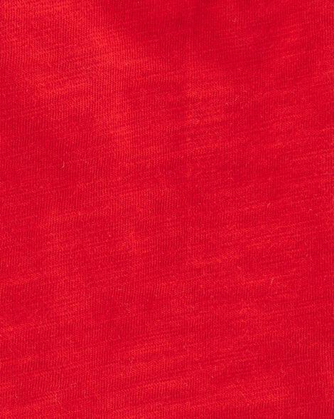 Cache-couche de style polo en jersey