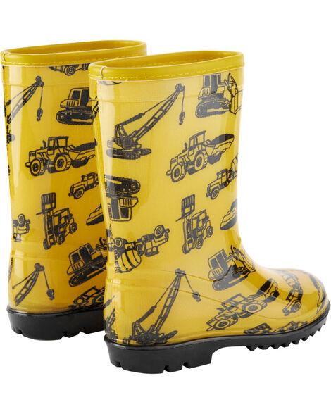 Construction Rain Boots