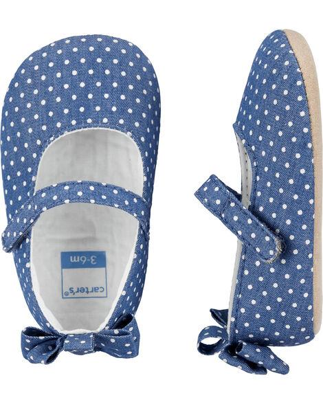 Chaussures de style Charles IX pour  bébé Carter's