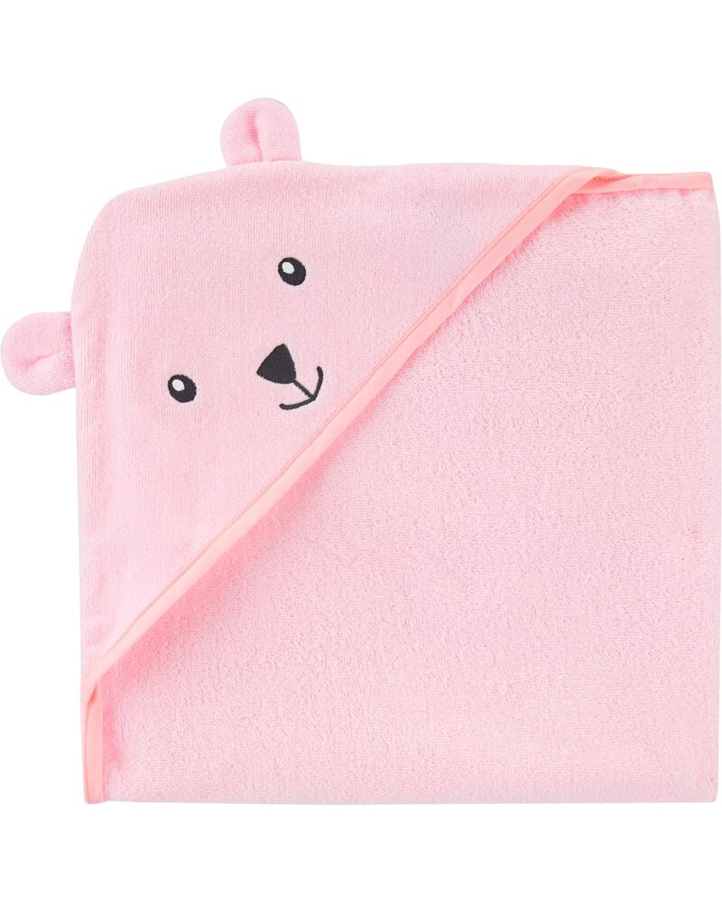 Bear Hooded Towel, , hi-res