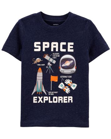 Space Jersey Tee