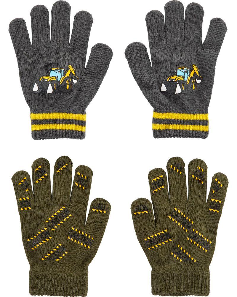 Kombi 2-Pack Construction Gripper Gloves, , hi-res