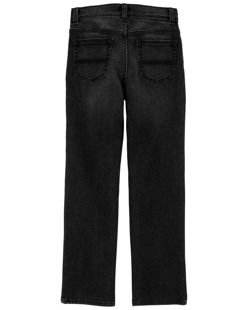 Jeans en denim extensible - coupe étroite, , hi-res