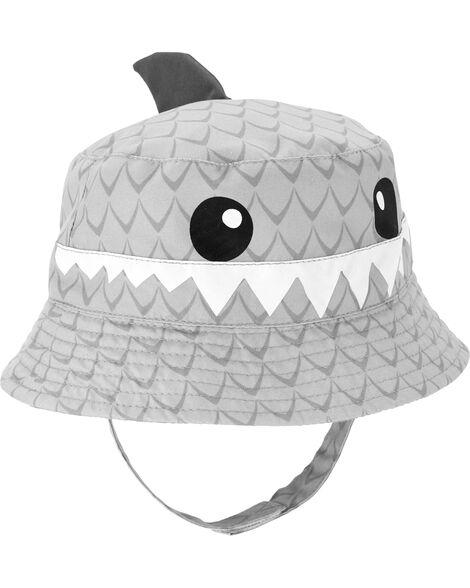 Chapeau cloche à requin