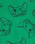 4-Piece Video Game 100% Snug Fit Cotton PJs, , hi-res