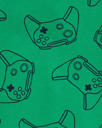 4-Piece Video Game 100% Snug Fit Co...