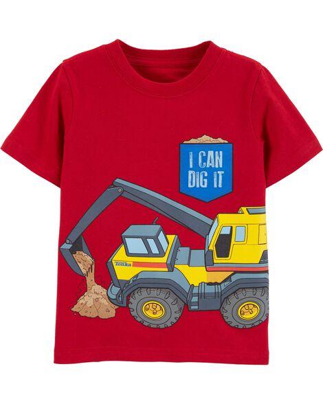 T-shirt camion Tonka avec poche
