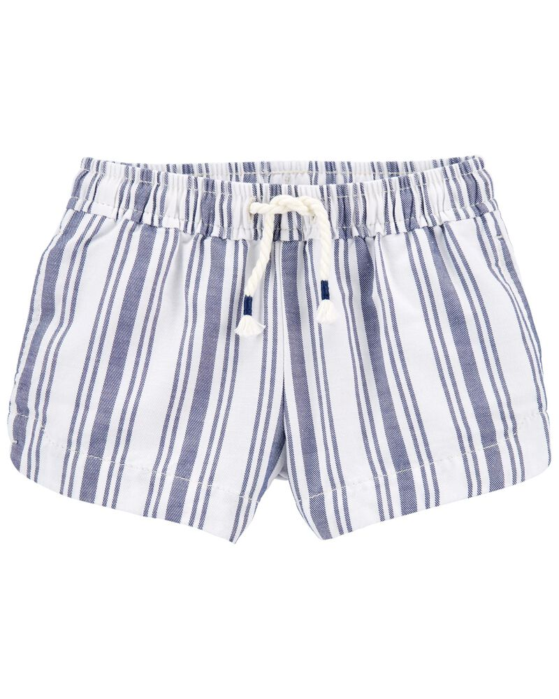 Striped Sun Shorts, , hi-res