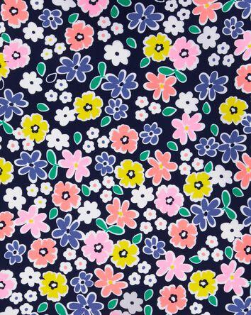 2-Piece Floral 2-Piece Rashguard Se...
