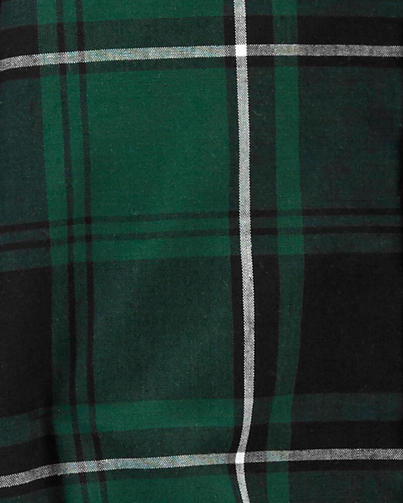 3-Piece Plaid Dress Me Up Set, , hi-res