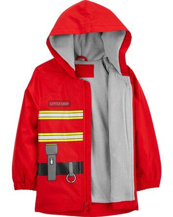 Imperméable pompier