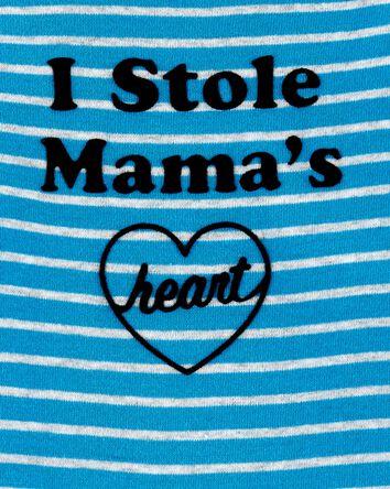 I Stole Mama's Heart Bodysuit