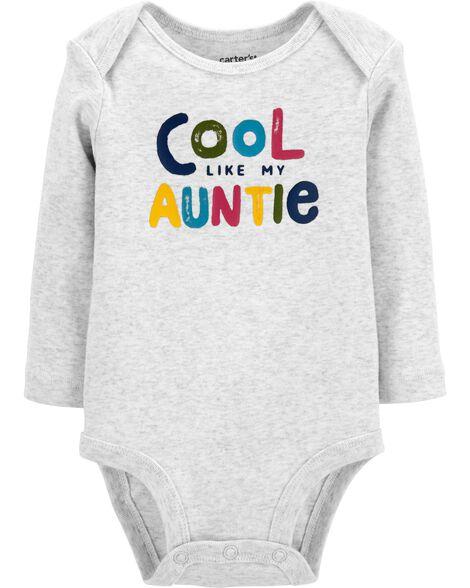 Cool Like My Auntie Bodysuit