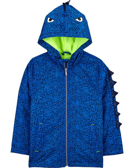 Dino Fleece-Lined Midweight Jacket