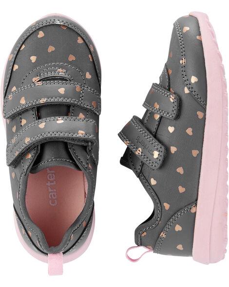 Heart Athletic Sneakers