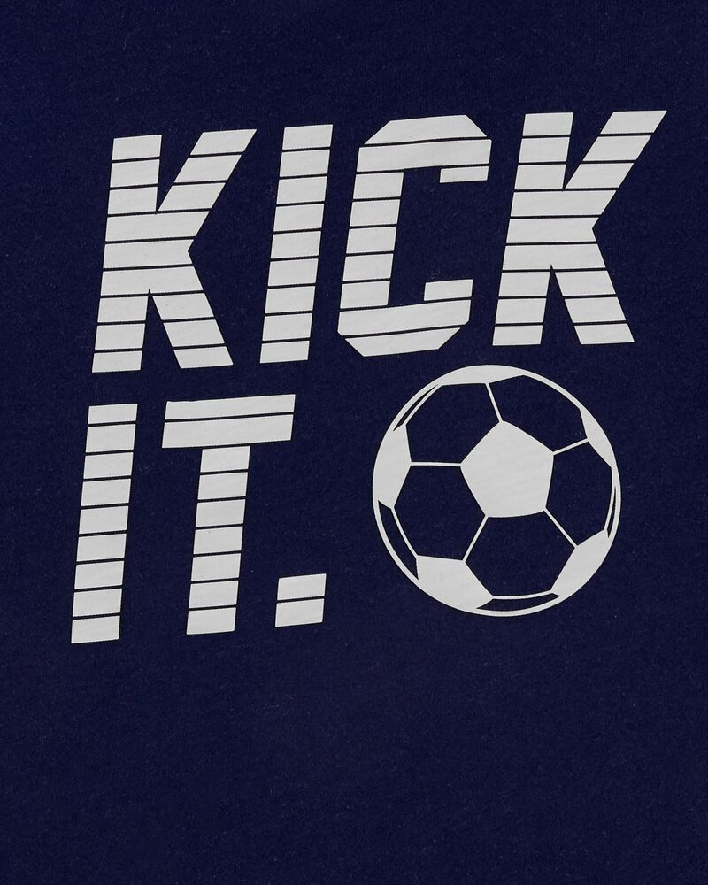 T-shirt en jersey Kick It , , hi-res