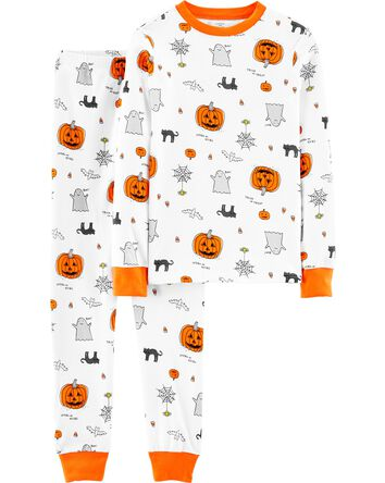 2-Piece Adult Halloween Snug Fit Co...
