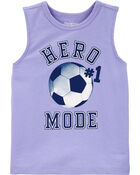 Soccer Muscle Tank, , hi-res