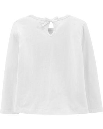 T-shirt en jersey à ours polaire