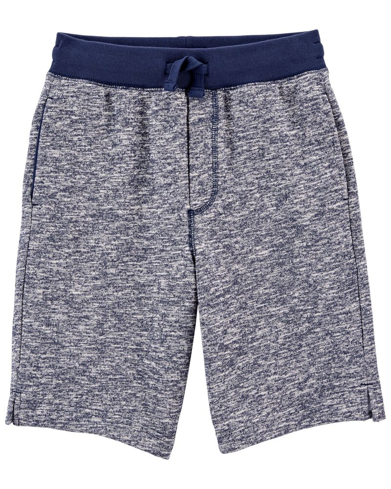 French Terry Active Shorts, , hi-res