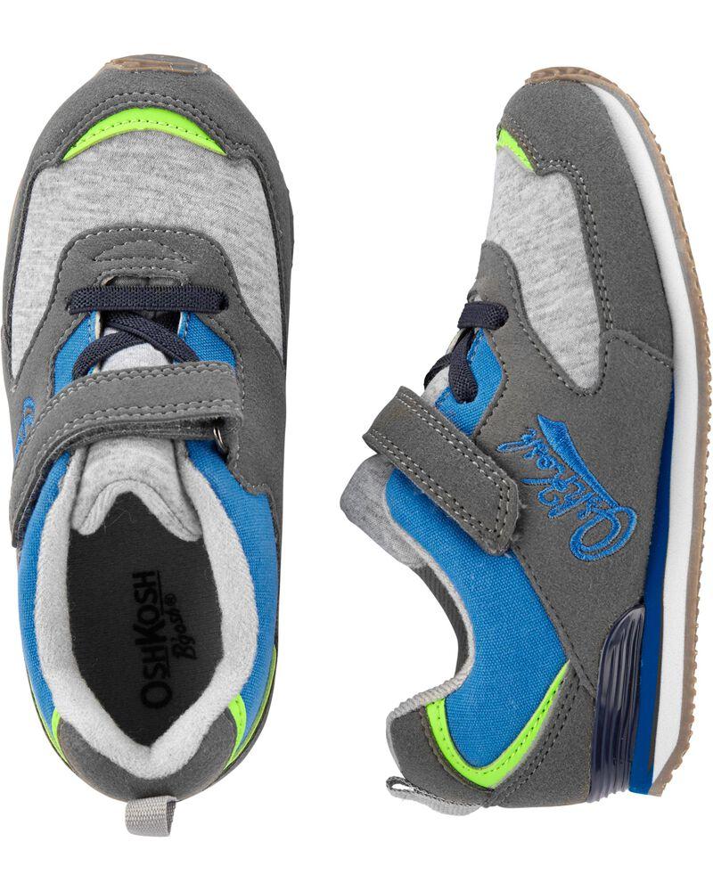 Logo Sneakers, , hi-res