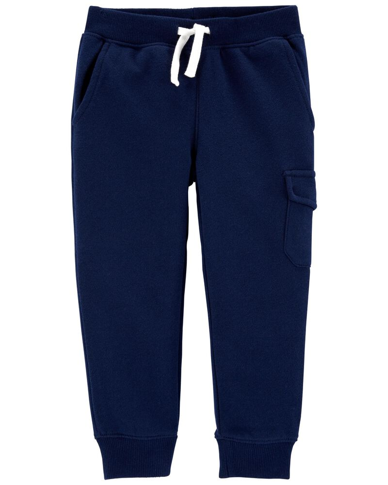 Pull-On Cargo Joggers, , hi-res