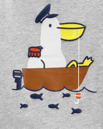 2-Piece Pelican Jersey Tee & Short...