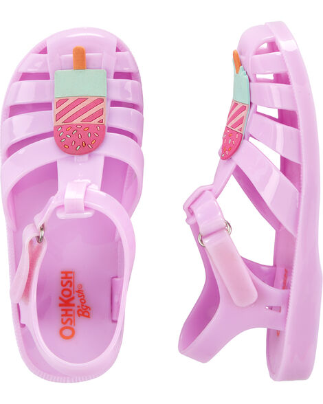 Popsicle Jelly Sandals
