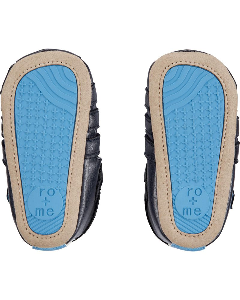 Robeez Andrew Sandal Soft Sole Shoes, , hi-res