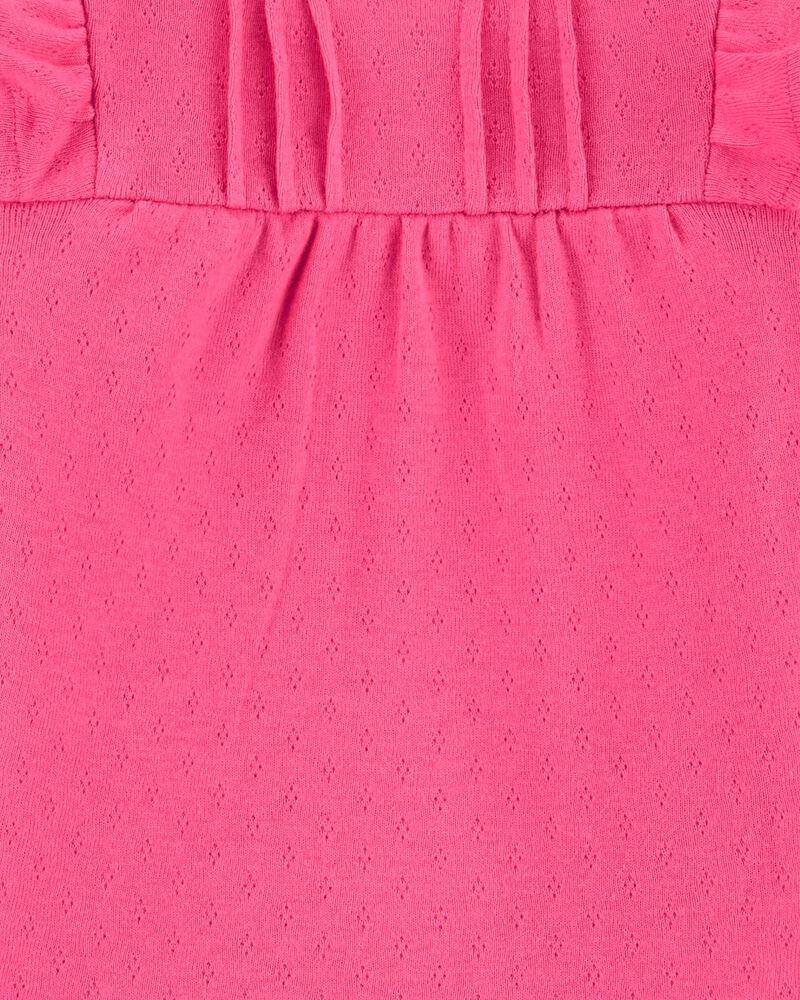 2-Piece Ruffle Bodysuit Pant Set, , hi-res