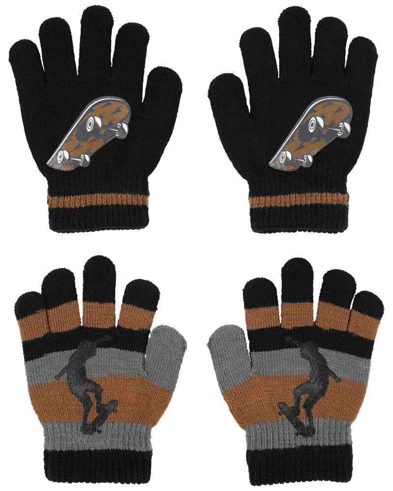 Emballage de 2 paires de mini gants planche KOMBI, , hi-res