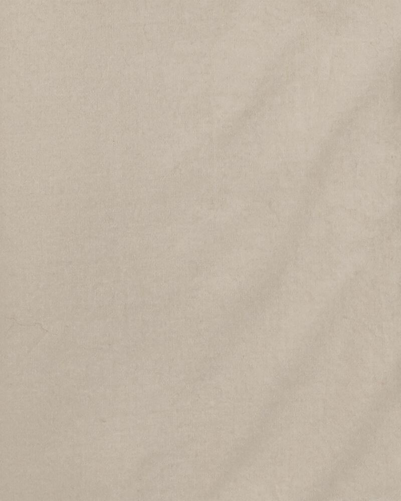 Button-Front Safari Shirt, , hi-res