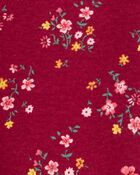 4-Pack Floral Original Bodysuits, , hi-res