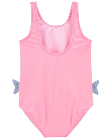 1-Piece Fish Swimsuit